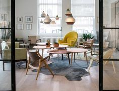Carl Hansen NYC Showroom Tour