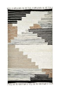 west elm Colca Wool Rug You are in the right place about abstract rugs bedroom Here we offer you the Boho Living Room, Living Room Carpet, Living Room Rugs, Dining Rooms, West Elm Rug, Rug Over Carpet, Wool Carpet, Suncatcher, Crochet Blankets