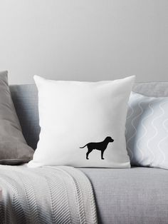 """""""Dog lovers simple design"""" Throw Pillow by Michalala Simple Designs, Cool Designs, Modern Prints, Designer Throw Pillows, Pillow Design, Design Trends, Cat Lovers, Bed Pillows, Cat Throw"""