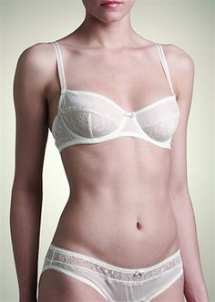Blush Naked Envy Demi Bra $52