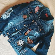Jaqueta customizada