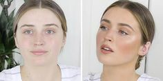 Makeup Idea 2018 Best Ideas For Makeup Tutorials Picture Description I hope that you all enjoyed this 5 minute makeup tutorial + some tips on how to look fresh af in a jiffy ❤️ Thanks for watching beautiful people XOXOXOXOXXO … – glamf. Beauty Tips For Skin, Skin Tips, Beauty Make Up, Beauty Hacks, Hair Beauty, Makeup Tips, Hair Makeup, Makeup Tutorials, Beauty Tutorials