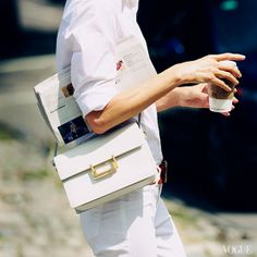 {at the office | style inspiration : autumn whites} | Flickr - Photo Sharing!