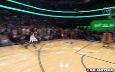NBA Slam Dunk Contest 2014: Shaq-Lemore