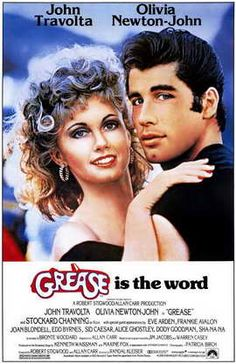 Movie Poster Grease