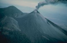 pacaya guatemala 1976