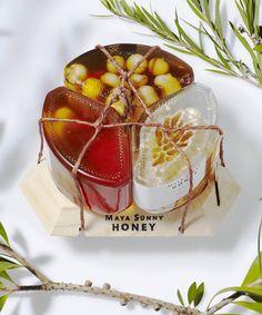 Three Pack Honey