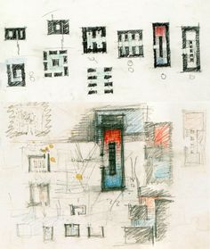 peter zumthor sketches - Google 搜尋