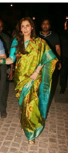 017f6ade927d0 Lovely colors Bandhani Saree