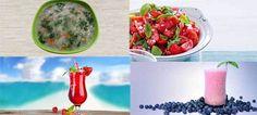 Zayıflatan Yiyecekler ve Besinler - 5 Adet Plastic Cutting Board
