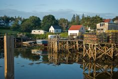 These 11 Perfectly Picturesque Small Towns In Maine Are Delightful
