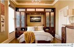 1000 images about cabinet designs for small spaces on for Bedroom cabinet designs for small spaces