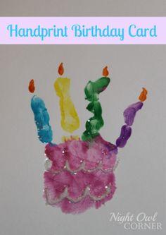 39;s Craft Birthday Card Ideas