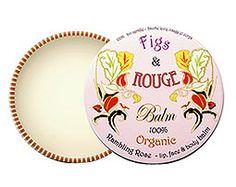 Figs & Rouge Organic Rambling Rose Balm