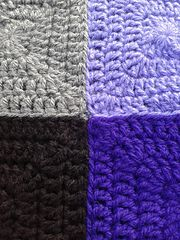 Ravelry: Zipped Ladder Stitch Tutorial - Invisible Join Technique pattern by Linda Davie