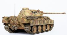 Tamiya 1/35 Panther Ausf.D | STATIC CAPITAL