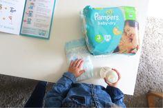 Mama's en dames die zwanger zijn, deze feitjes wist je nog niet over Luiers! Mommy lifehacks en meer en een Pampers test! Tips en tricks voor iedere moeder!