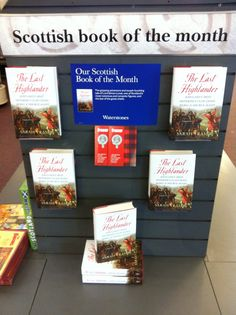 Our Scottish Book of the Month for May