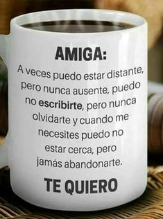 Pueda no escribirte. Spanish Inspirational Quotes, Spanish Quotes, Good Morning Messages, Good Morning Quotes, Laura Lee, Friends Forever, Friendship Quotes, Positive Quotes, Positive Thoughts