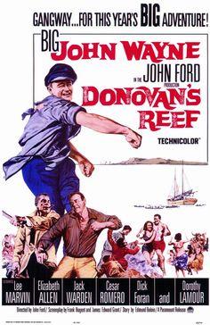 Donovan's Reef 11x17 Movie Poster (1963)