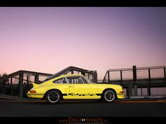 Porsche 911 carrera RS 2.7 | Flickr - Photo Sharing!