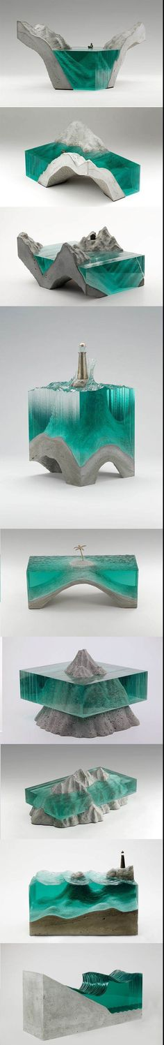 Coisas legais feitas de concreto