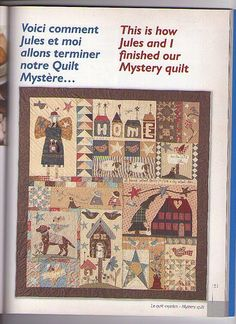 Mystery Quilt - Florin Vives - Picasa Web Albums