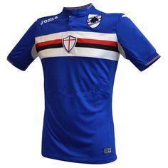 Sampdoria Maglia Home 2015-16