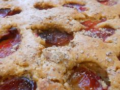 Recipes Revisited Plum and Almond Clafoutis- vegan, gluten free Moist Carrot Cakes, Carrot Cake Cupcakes, Chocolate Souffle, Guilt Free, Dessert Recipes, Desserts, Gingerbread Cookies, Tart, Almond