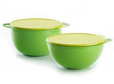 I love my Tupperware Thatsa Bowl! Great for everything......not for use in the oven.....right, Sammy???