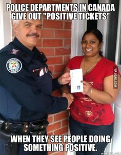 Good Guy Canada strikes again Canadian Stereotypes, Faith In Humanity, Police Officer, Best Funny Pictures, A Good Man, True Stories, I Laughed, Something To Do