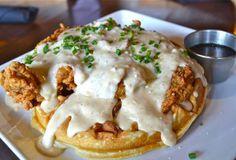 MAX'S WINE DIVE Best Fried Chicken Dallas