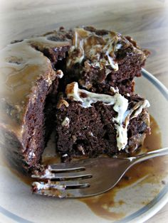 I love my mug cakes! ;) Adventures in my Kitchen: One Mug Lava Cake- from the microwave!