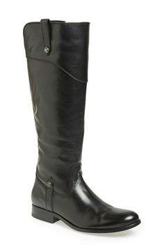 d1152cde66d Free shipping and returns on Frye  Melissa  Knee High Leather Tab Boot ( Women