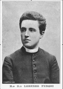 #21dic #1872 #Tortona nace Lorenzo Perosi, sacerdote y compositor italiano