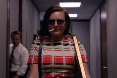 Peggy Olson Reached Peak Cool on Last Night's Mad Men: The GQ Eye: GQ on Style: GQ