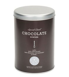 Wish2: The Coffee Bean & Tea Leaf Official Store, Special Dutch™ Chocolate Powder (this is available locally as well)