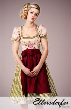 Dirndl by Ellersdorfer Design