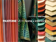 Pantone reveals 2016 color trends for interiors | Furniture Today