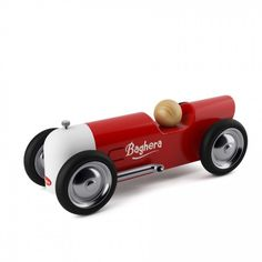 Dimensiva Mini Toy Car Thunder Red by Baghera