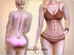 Pralinesims' PS Healthy Skin