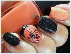 Boombastic Nails: My Halloween Nails