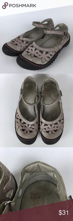 5897b53804ce99 Jambu Flats Size 8 Women s Speckled Casual Shoes Gently used. Please see  photos for more