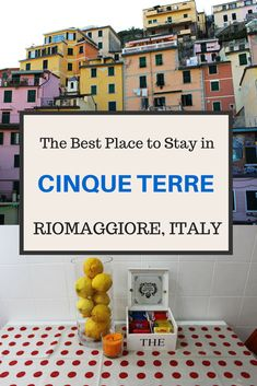 The best place to stay in Cinque Terre? At Gramsci 31 apartment in Riomaggiore! Read more: http://justinpluslauren.com/where-to-stay-in-cinque-terre-gramsci-31-apartment/