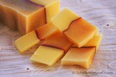How to Make Moisturizing Aloe Vera Soap — Step To Health Diy Spa, Soap Recipes, Home Made Soap, Handmade Soaps, Bar Soap, Soap Making, Pumpkin Spice, Aloe Vera, Good Food