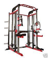 Smith máquina eléctrica de piñón Functional Trainer Por Troya