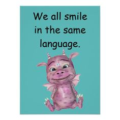 We all smile in the same language poster you will get best price offer lowest prices or diccount couponeDeals          We all smile in the same language poster Review from Associated Store with this Deal...