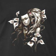 Behind The Mask - Men's Premium T-Shirt