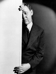 Charles Laughton in a photo by William Walling Jr, 1936