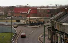Roundabout at The Swan, Yardley 1970's